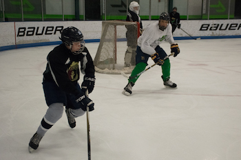 sports academy for hockey players