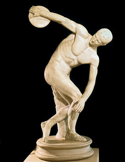 Classical Greek Athlete