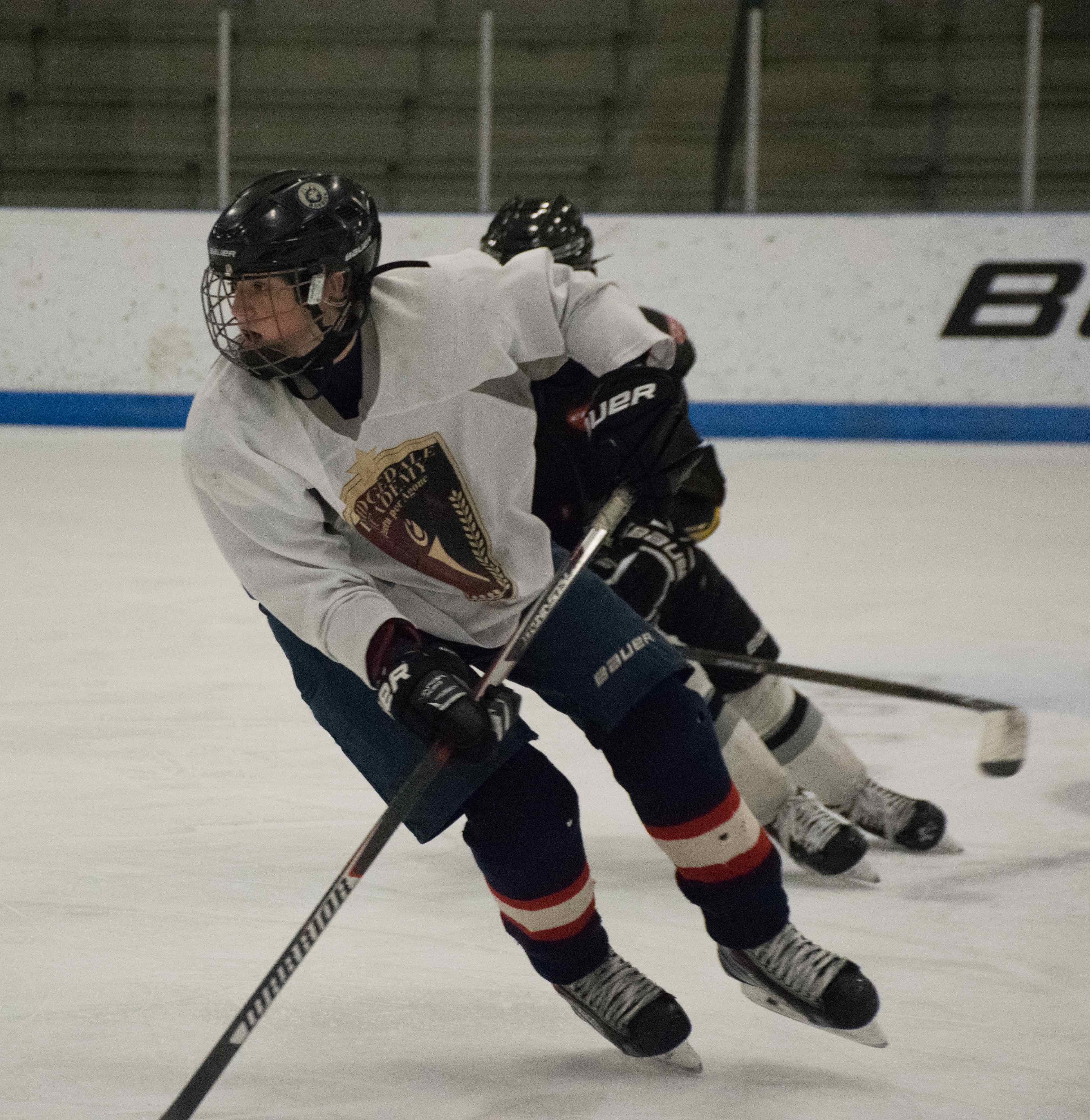 agility training in youth hockey players improves skating posture